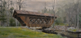 Saxeville Covered Bridge $650