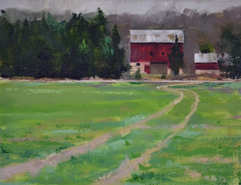 The Farm Across the Way -Sold