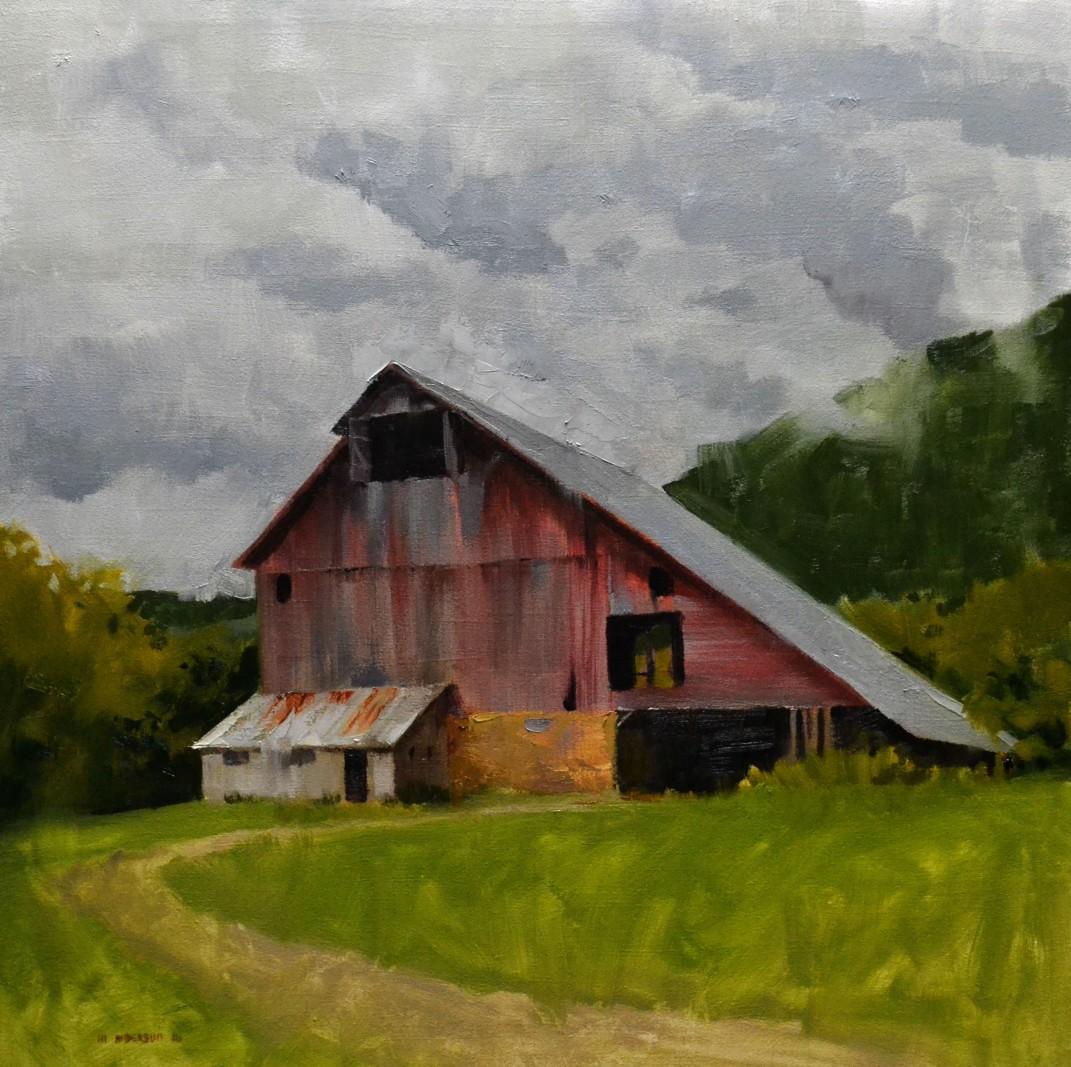 Gilmanton Barn $1200