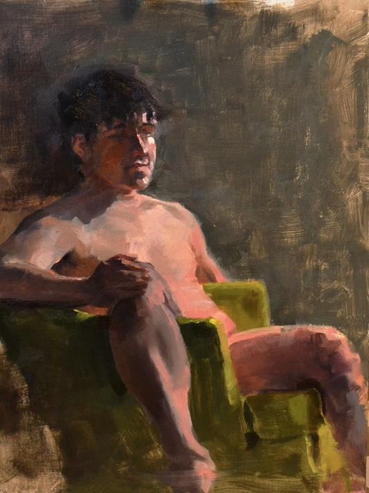 Nude Study $350